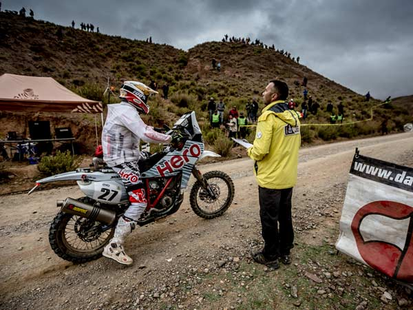 2018 Dakar Rally: India's CS Santosh And Aravind KP Are Ready For The Challenge