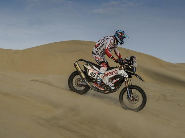 Dakar 2018: CS Santosh, Aravind KP And Stage 3 Updates