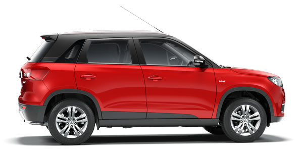 best selling compact suv in 2017 in india why is maruti brezza popular in india drivespark news. Black Bedroom Furniture Sets. Home Design Ideas