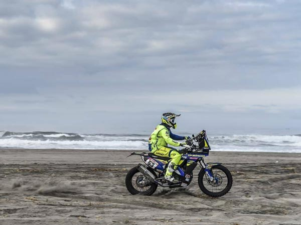 Spain's Barreda wins Dakar 5th stage