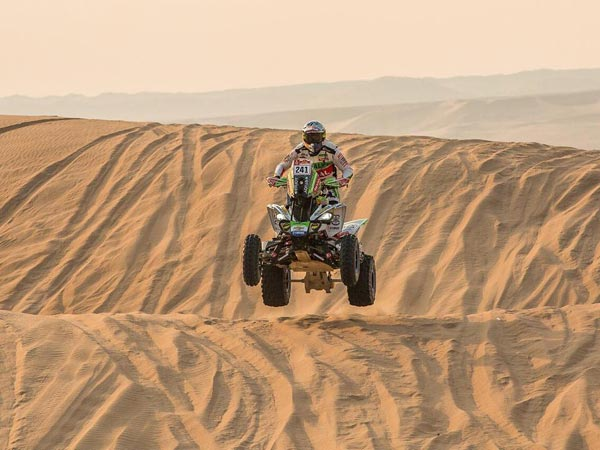 Dakar 2018: CS Santosh, Aravind KP And Stage 4 Updates