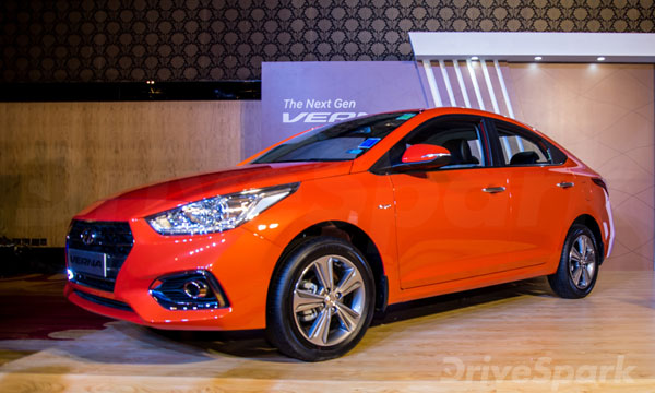 Hyundai Verna With 1 4 Litre Petrol Engine Launched In India 1 6
