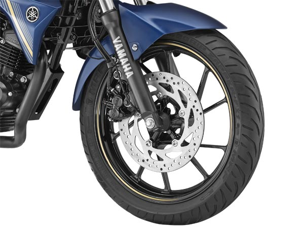 Yamaha FZ-S FI With Rear Disc Brake Launched In India; Price, Specifications, Features & Images