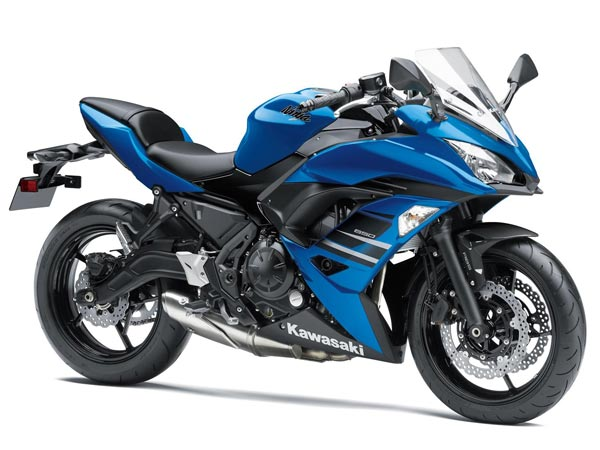 Kawasaki Ninja 650 Blue Colour Launched In India; Launch Price, Specifications, Features & Images
