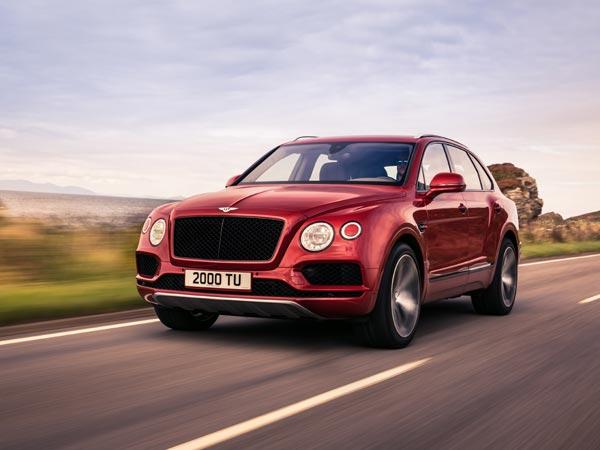 Bentley Bentayga V8 Petrol Revealed