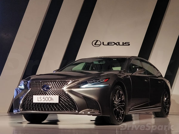 India Launch Lexus Ls 500h Launched In India Price