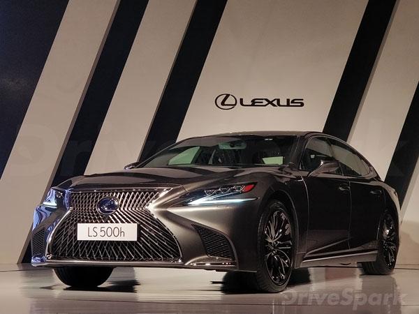 Lexus LS priced at $75995