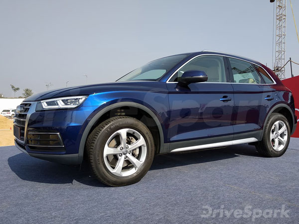 Audi Q5 launched In India; Price, Specs & Details Of 2018 Q5