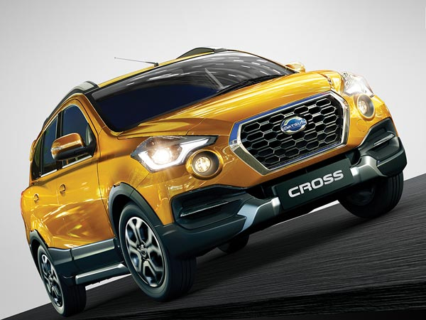 Datsun Cross Revealed For Indonesian Market Specifications