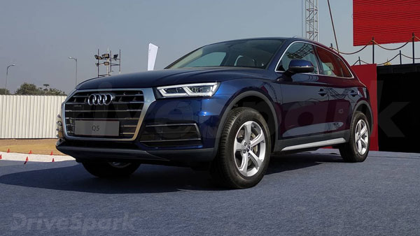 New 2018 Audi Q5 Launched In India; Prices Start At Rs 53.25 Lakh