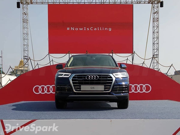 2018 Audi Q5 India Launch: Highlights, Price, Specifications, Features & Images