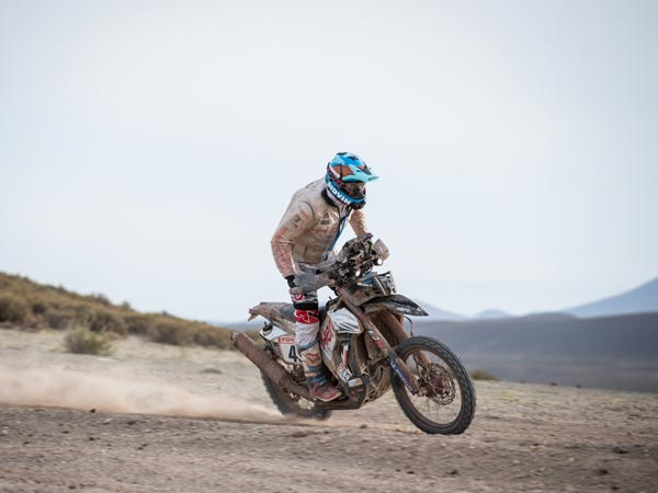 Dakar 2018 Stage 8 Updates: CS Santosh Continues His Steady Run, Stage 9 Cancelled