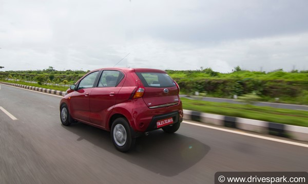 Datsun Redi-GO 1.0L AMT Launched In India; Launch Price, Specifications & Images