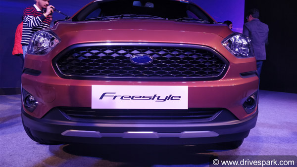 Ford Freestyle Design & Style