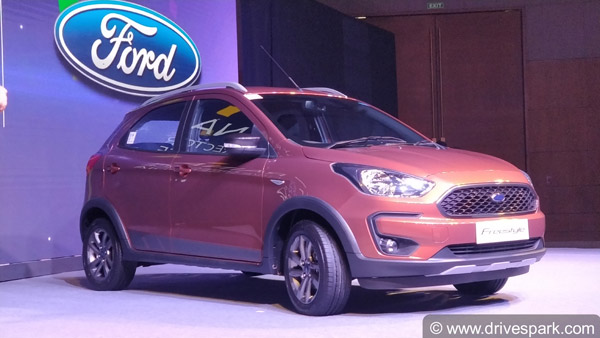 Ford Freestyle Specifications & Gearbox