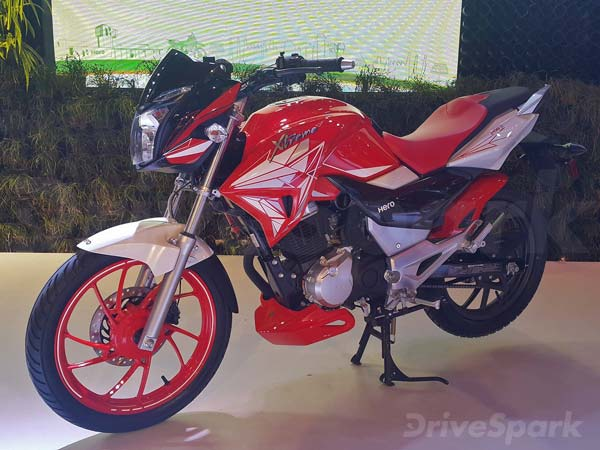 Hero Upcoming Bikes At 2018 Auto Expo India