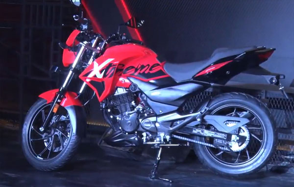 Hero Xtreme 200R Is The Offcial Name