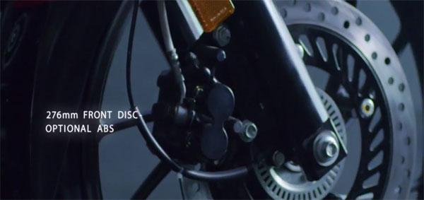 Hero Xtreme 200R Brakes