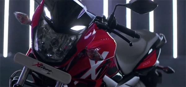Hero Xtreme 200R Design & Style
