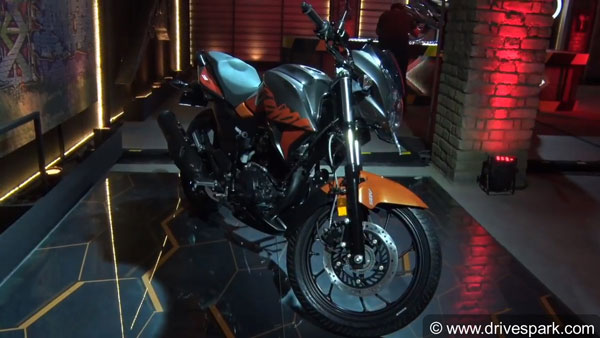 Hero Xtreme 200R Unveiled In India