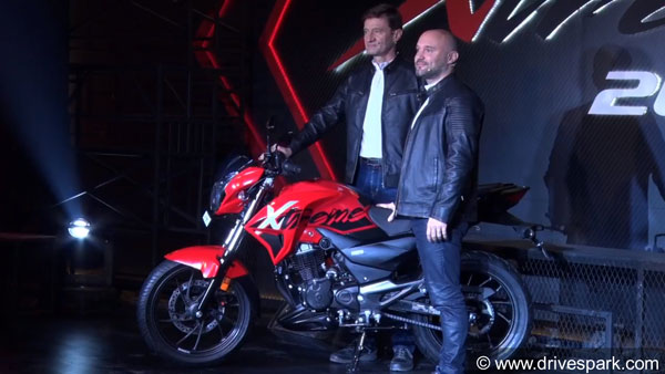 Hero Xtreme 200R launch in India