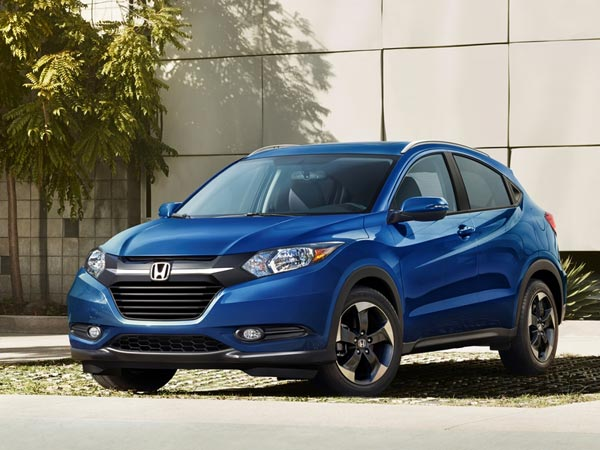 Honda HR-V Facelift Leaked Ahead Of India Launch
