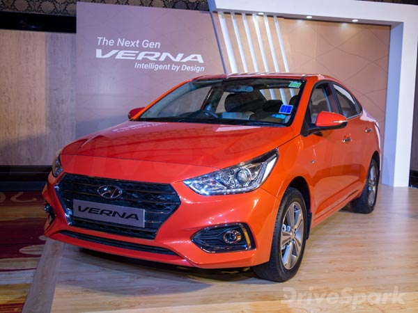Hyundai Verna With 1.4-litre Petrol Engine Launched In India; Prices Start At Rs 7.79 Lakh