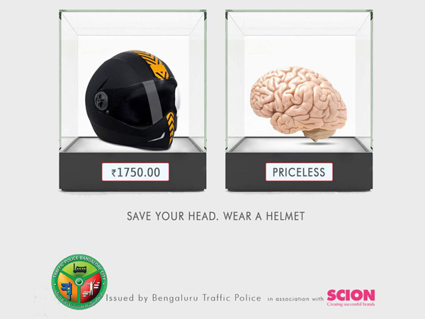 Bangalore Police Withdraws Ban On Non-ISI Helmets