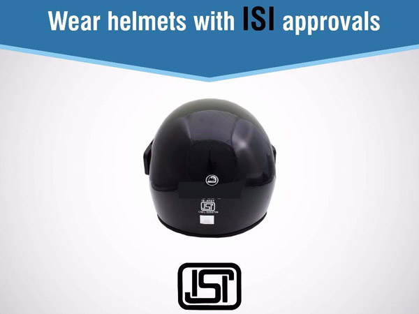 ISI Helmets Bangalore Rule; Non ISI & Imported Helmets Banned