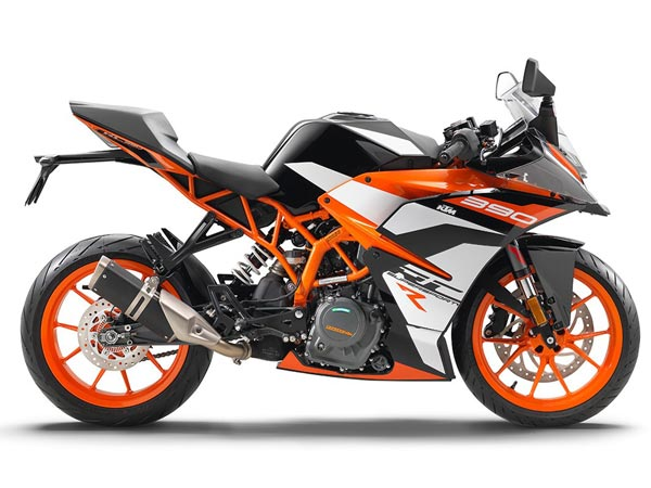 KTM RC 390 R Edition Announced; Limited To 500 Units