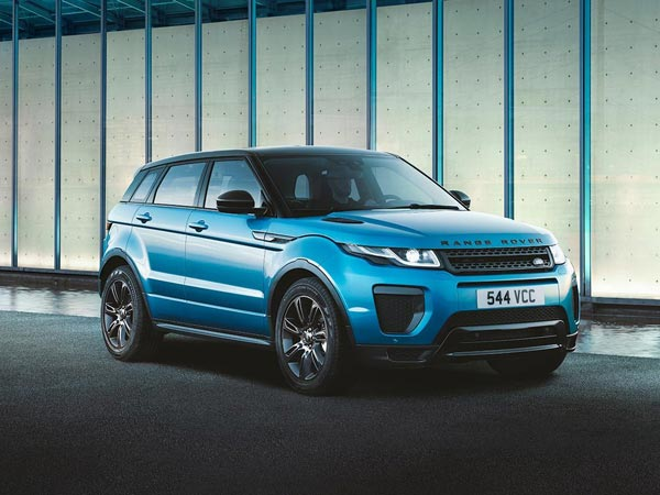 Land Rover Range Rover Evoque Landmark Edition launched in India