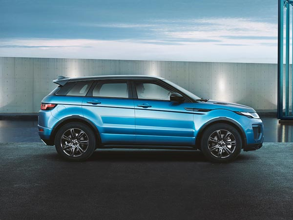 JLR launches new of Range Rover Evoque priced at Rs 50.20 lakh