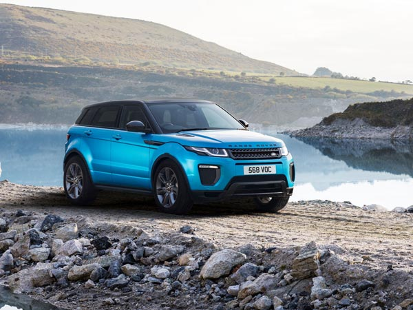 Range Rover Evoque Landmark Edition Launched In India; Priced At Rs 50.20 Lakh