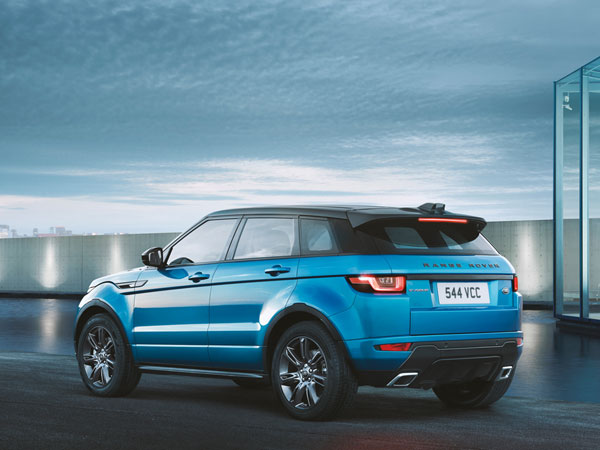 Range Rover Evoque Landmark Edition launched at Rs.50.20 lakh