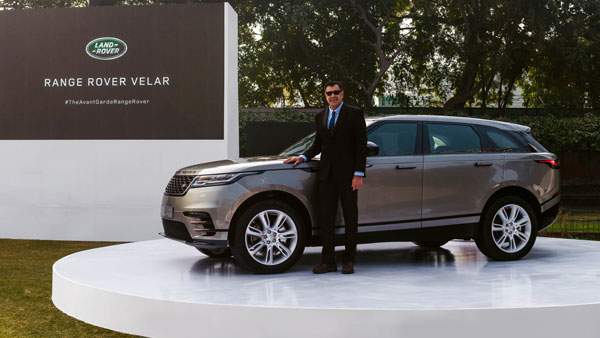 JLR rolls out Range Rover Velar, prices it at ₹78.83 lakh
