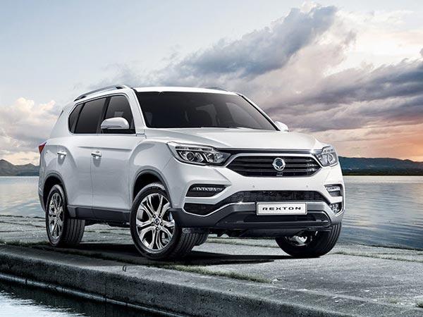 Auto Expo 2018: Mahindra Rexton SUV To Debut In India — Will Be Company's Flagship Vehicle