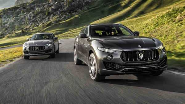 India-Launch: Maserati Levante Launch Details - Price, Specifications & Images