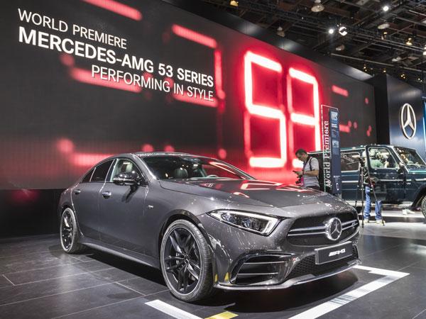 2018 Detroit Auto Show: Mercedes-AMG CLS 53 & E 53 Unveiled