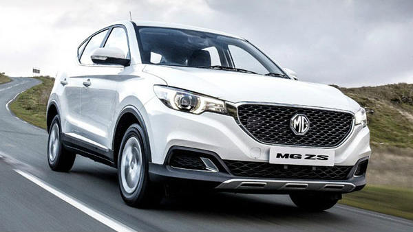 MG Motors ZS SUV India Launch Details