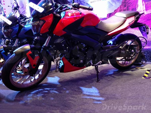 2018 Bajaj Dominar 400 Launched In India; Now Comes With Vibrant Colours