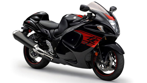 2018 Suzuki Hayabusa Launched In India