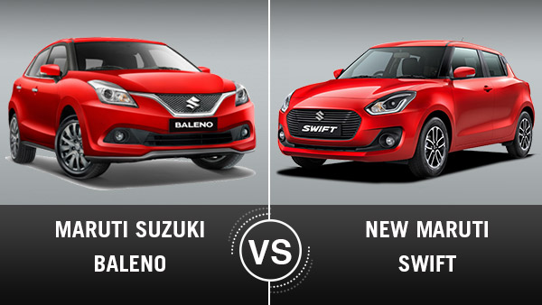 New Maruti Swift 2018 vs Baleno: Which One Should You Buy