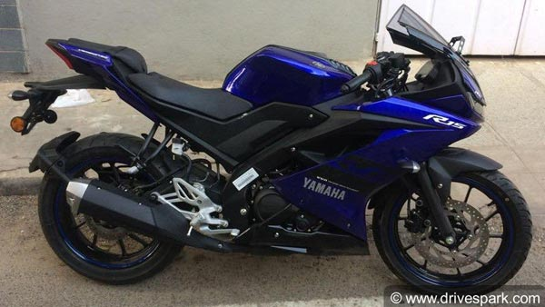 New Yamaha R15 V3 Bookings Open In India Ahead Of Launch