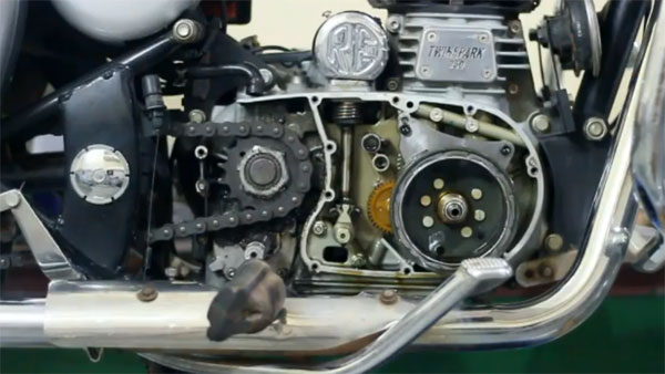 Royal Enfield Engine Vibration Reduction Plate Launched By Carberry