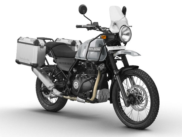 Royal Enfield Himalayan Sleet Launched In India; Priced At Rs 2.12 Lakh