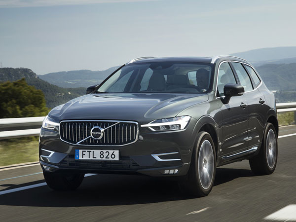 Volvo XC60 Awarded The Safest Car In 2017 By Euro NCAP — Find Out Why