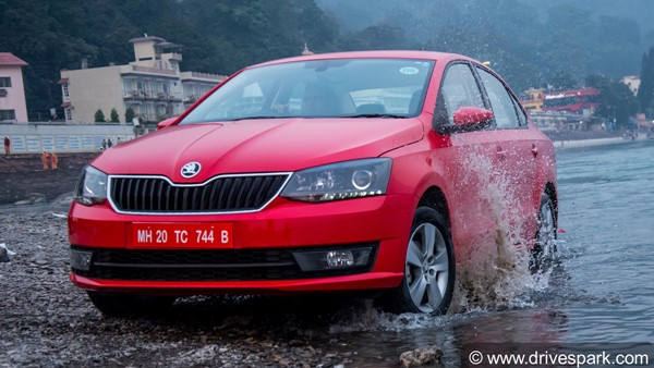 Skoda Rapid Airbags Increased To Four In The Top-Variant