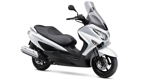 Auto Expo 2018: Suzuki Burgman Street Premium Scooter To Be Launched In India