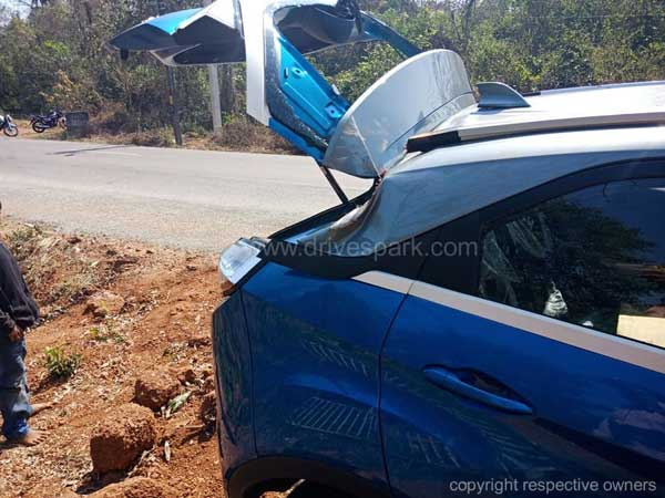 Tata Nexon Accident Topples The SUV; Crash Reveals Its Build Quality