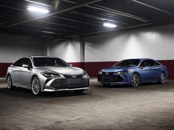 2018 Detroit Auto Show: New Toyota Avalon Revealed